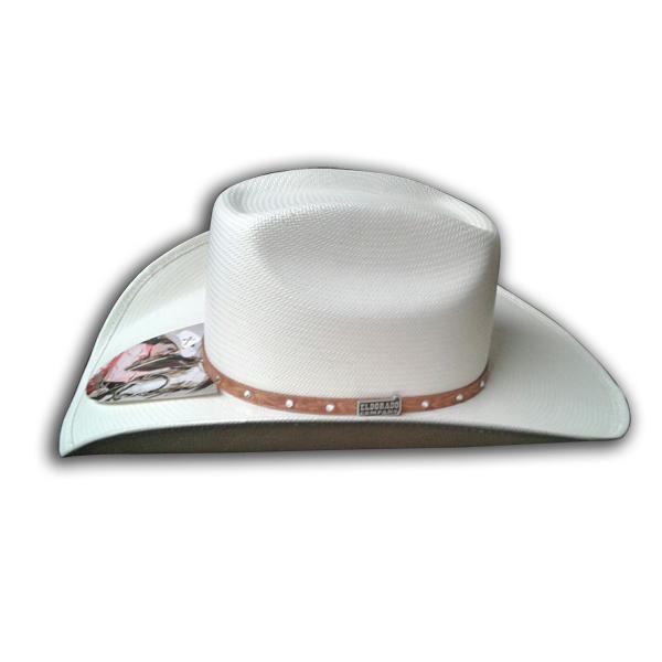 Chapéu Eldorado Mexicano com bandinha de strass. Disponível do 53 ao 60. 387503eeba2
